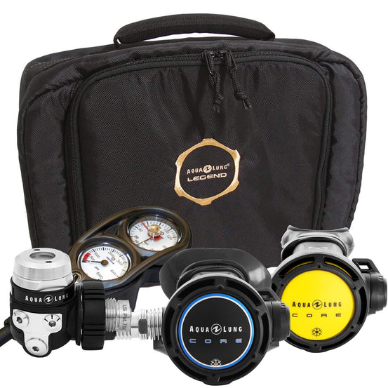 Aqua Lung Core Supreme Regulator Set | Mike's Dive Store