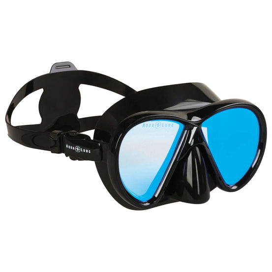 Aqua Lung Horizon DS Mask | Blue | Mike's Dive Store