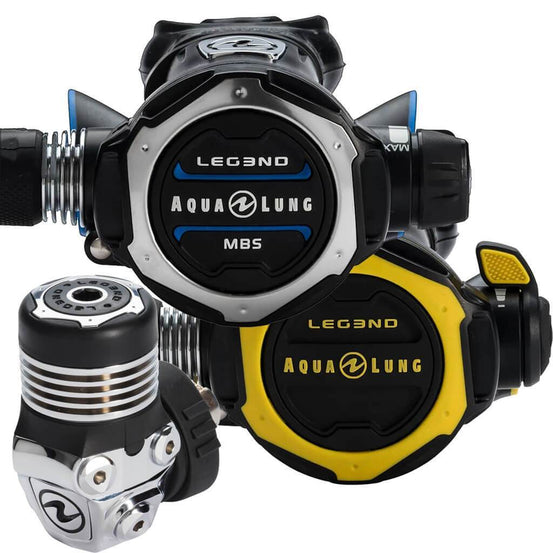 Aqua Lung Leg3nd MBS Stage 3 Regulator Set - Mike's Dive Store