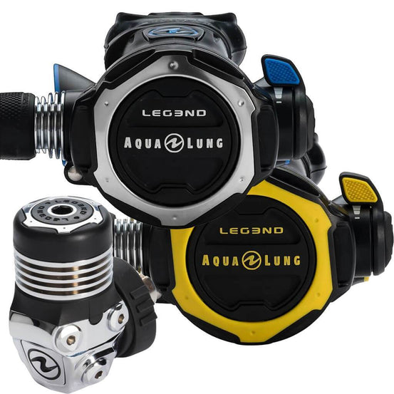 Aqua Lung Leg3nd Stage 3 Regulator Set - Mike's Dive Store