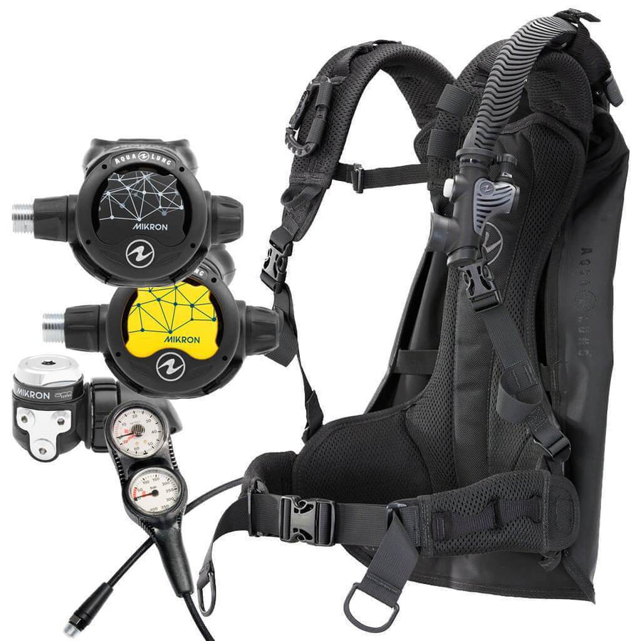 2360a5ba3b93 Aqua Lung Outlaw Travel Package - Mike s Dive Store