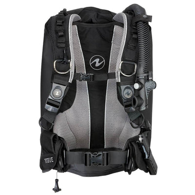 Aqua Lung Rogue BCD - Front - Mike's Dive Store