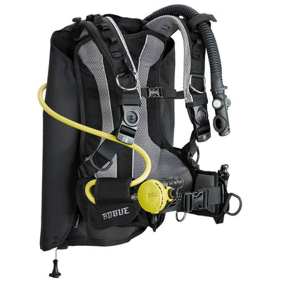 Aqua Lung Rogue BCD - Side - Mike's Dive Store