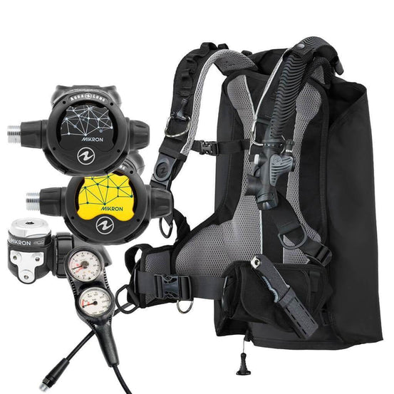 Aqua Lung Rogue Travel Package - Mike's Dive Store