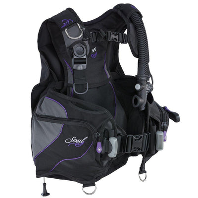 Aqua Lung Soul BCD - Side - Mike's Dive Store