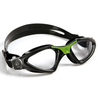 Aqua Sphere Kayenne Swimming Goggles - Black / Lime - Mike's Dive Store