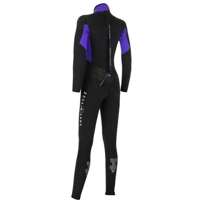 Aqualung Bali 3mm Women's Wetsuit - Back - Mike's Dive Store