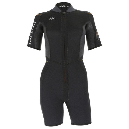 Aqualung Dive 4mm Shorty Women's Wetsuit - Mike's Dive Store