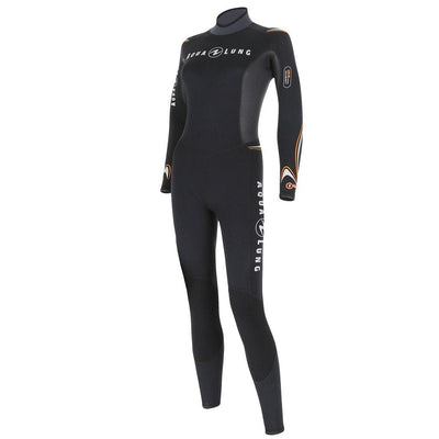 Aqualung Dive 7mm Women's Wetsuit - Side - Mike's Dive Store
