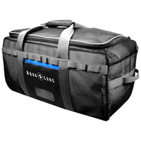 Aqualung Explorer Mesh Duffle Bag - Side - Mike's Dive Store