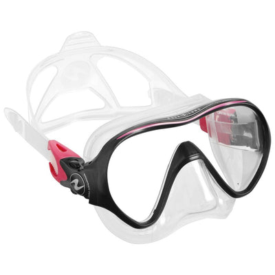 Aqualung Linea Dive Mask - Pink - Mike's Dive Store