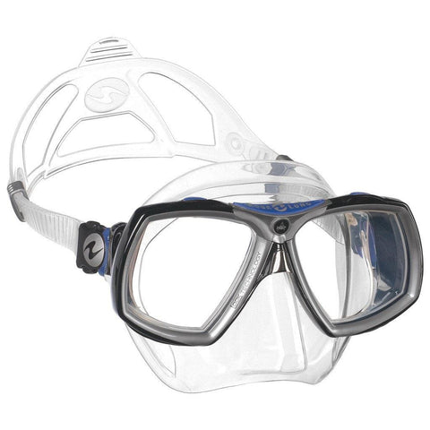 Aqualung Look 2 Dive Mask - Blue - Mike's Dive Store