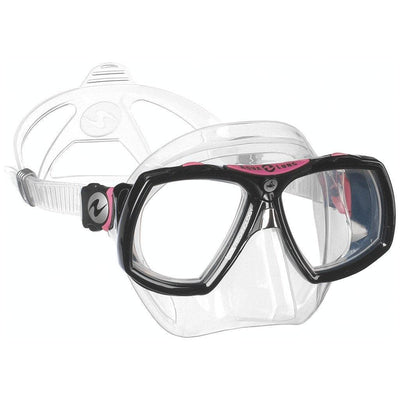 Aqualung Look 2 Midi Dive Mask - Pink - Mike's Dive Store