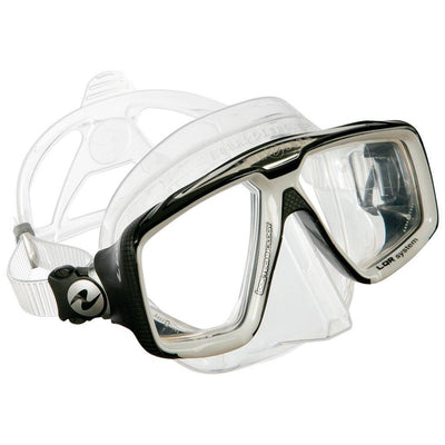 Aqualung Look HD Dive Mask - White Arctic - Mike's Dive Store