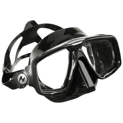 Aqualung Look HD Dive Mask - Black - Mike's Dive Store
