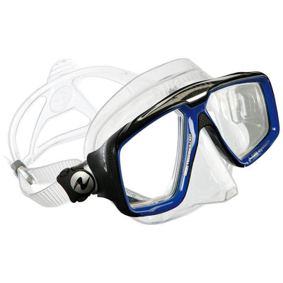 Aqualung Look HD Dive Mask - Blue - Mike's Dive Store