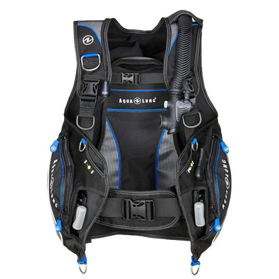 Aqualung Pro HD BCD - Front - Mike's Dive Store