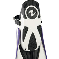 Aqualung Shot FX Fins - Traction / Tread - Mike's Dive Store