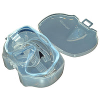Atomic Mask Travel Case - Clear - Mike's Dive Store