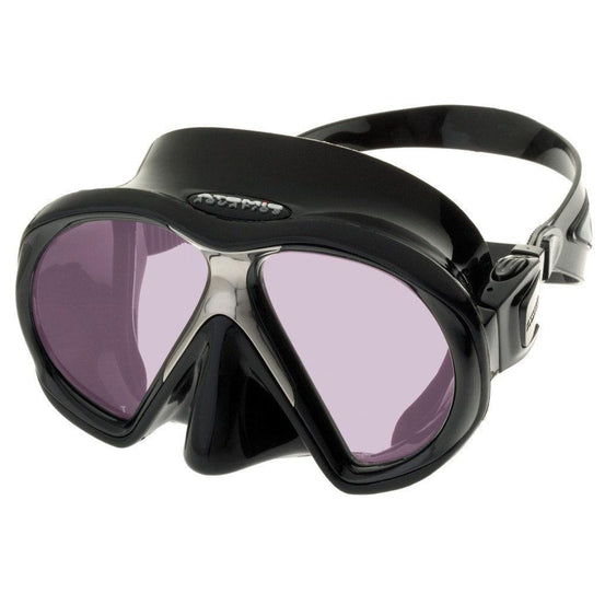 Atomic SubFrame ARC Mask - Black - Mike's Dive Store