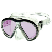 Atomic SubFrame ARC Mask - Clear - Mike's Dive Store