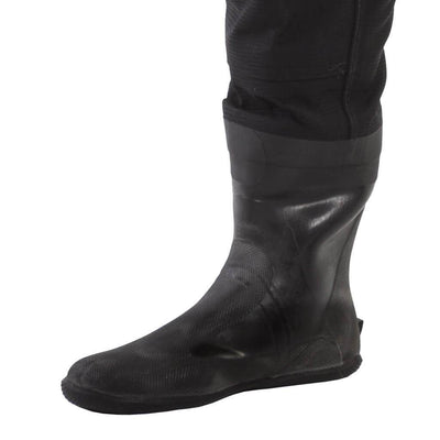 Azdry CP1 Sport Drysuit - Neoprene Boots - Mike's Dive Store