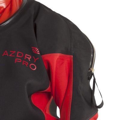 Azdry CP1 Sport Drysuit - Rear Zip - Mike's Dive Store