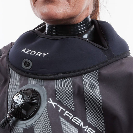 Azdry Warm Neck Collar Upgrade - Mike's Dive Store