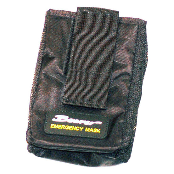 Beaver Emergency Mask Pouch - Mike's Dive Store