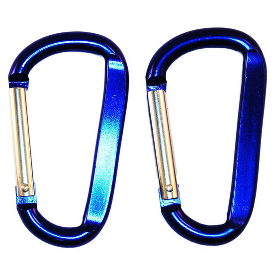 Beaver Flat Alloy Carabiners - Mike's Dive Store