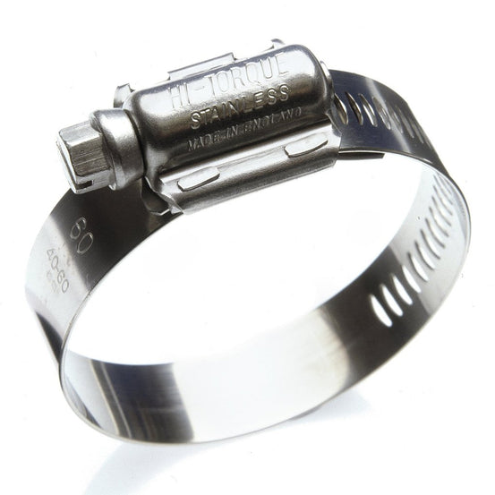 Beaver Hi-Torque Stainless Adjustable Band - Mike's Dive Store