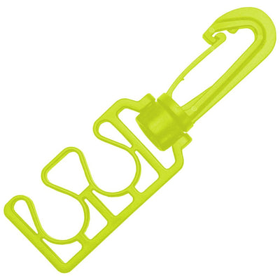Beaver Hose Clip - Yellow - Mike's Dive Store