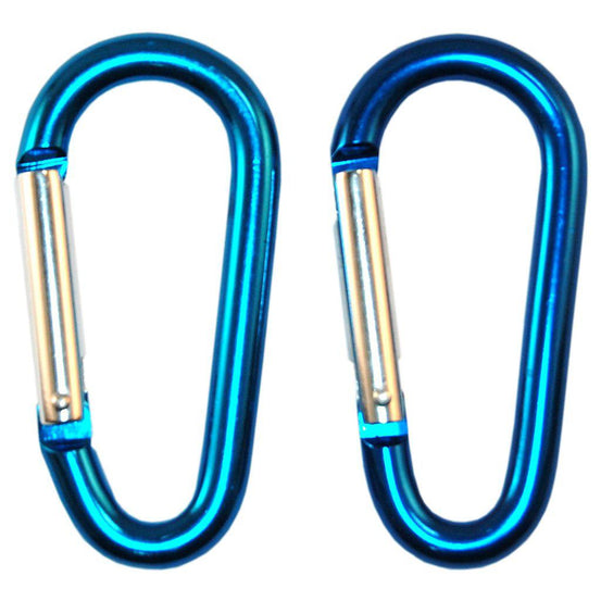 Beaver Round Alloy Carabiners - Mike's Dive Store
