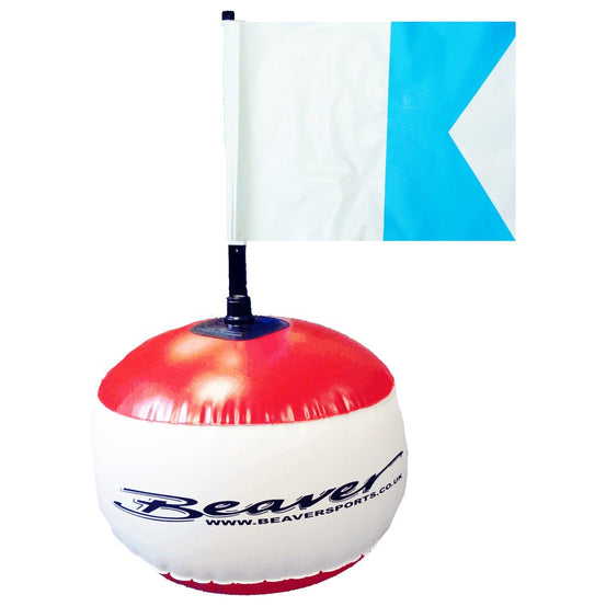 Beaver Round Surface Marker Buoy - Mike's Dive Store