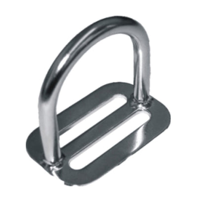 Beaver Stainless Steel Billy Ring - 90 Degree - Mike's Dive Store