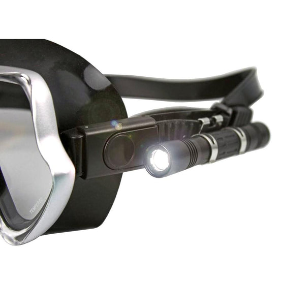 Beaver Starlight LED Mask Torch - Mike's Dive Store