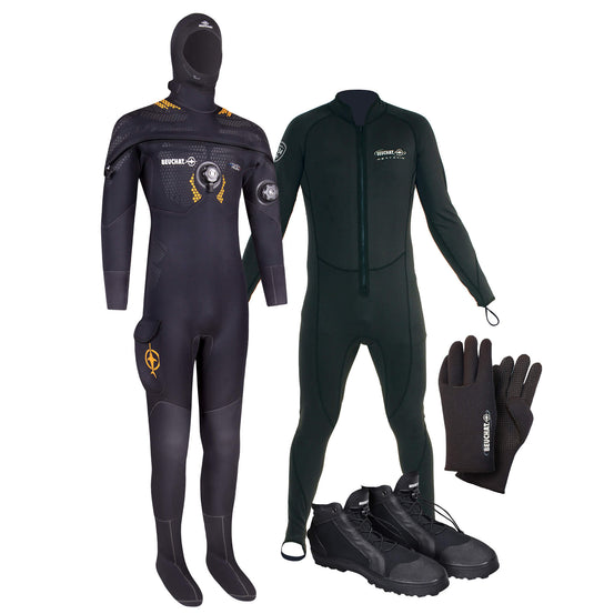 Beuchat Iceberg Pro Drysuit Package | Mike's Dive Store