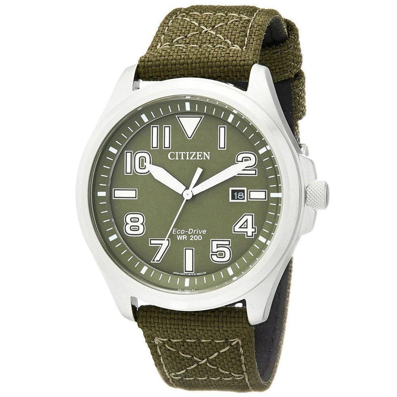 men s eco drive military divers watch wr200 green mike s dive store citizen men s eco drive military divers watch wr200 green mike s dive store
