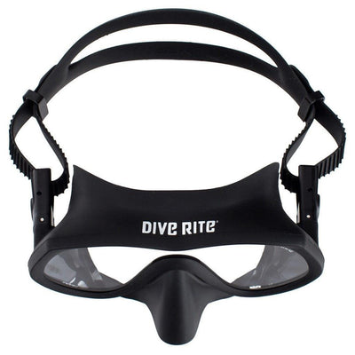 Dive Rite Frameless Mask - Top - Mike's Dive Store