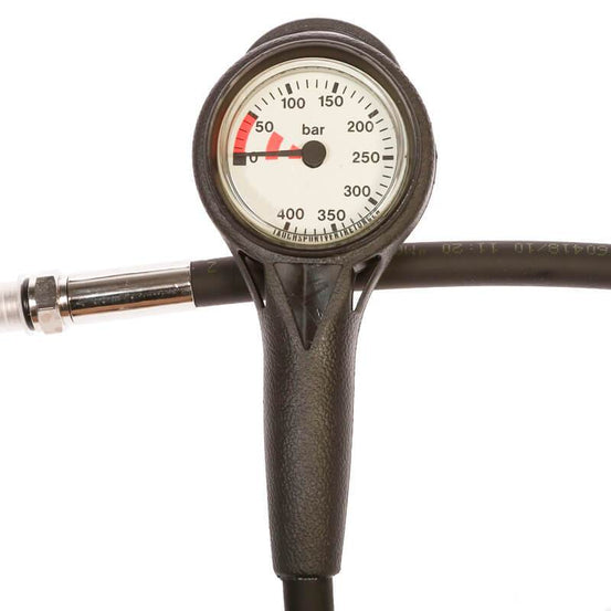 Diving Distribution 400 Bar Single Pressure Gauge - Mike's Dive Store