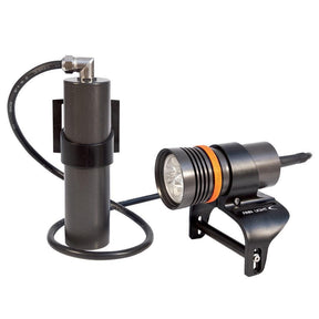 Finnsub Finn Light 3600 Long Sidemount Dive Torch