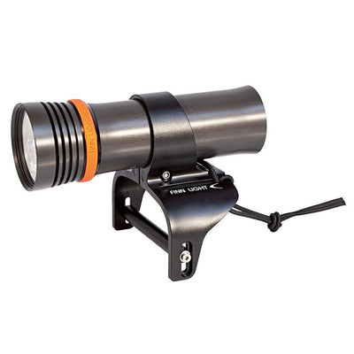 Finnsub Finn Light 3600 Short Dive Torch - Mike's Dive Store