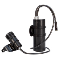 Finnsub Finn Light 3600 Strong Double Dive Torch - Mike's Dive Store