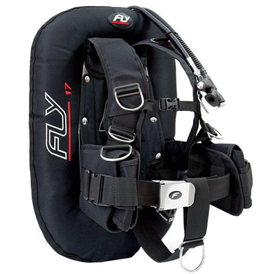 Finnsub Fly BC Set 17D Comfort - Mike's Dive Store