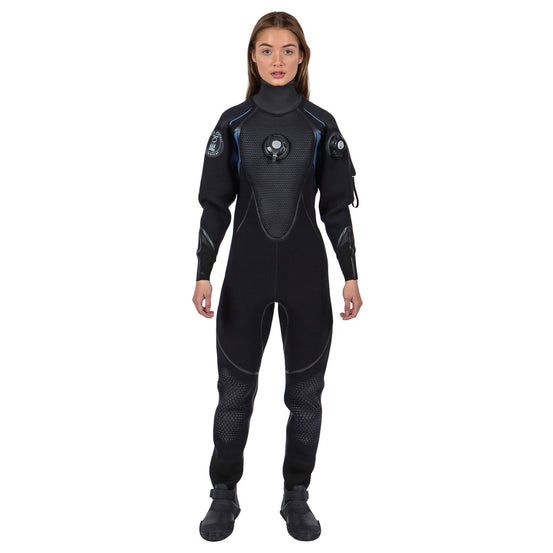 Fourth Element Hydra Womens Drysuit - Mike's Dive Store