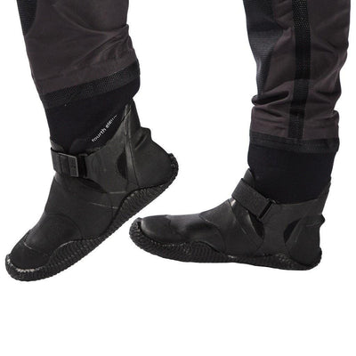 Fourth Element Argonaut 2.0 Stealth Mens Drysuit - Boots - Mike's Dive Store