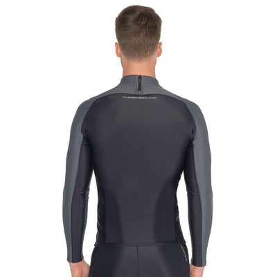 Fourth Element Thermocline 2 Mens Long Sleeved Top - Back - Mike's Dive Store