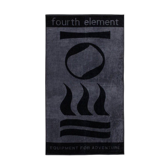 Fourth Element Wetsuit Diver Beach Towel - Mike's Dive Store