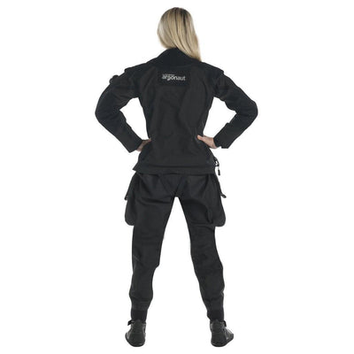 Fourth Element Argonaut 2.0 Flex Drysuit - Back - Mike's Dive Store