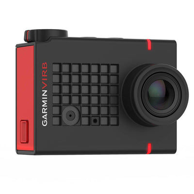 Garmin VIRB Ultra 30 Action Camera - Front - Mike's Dive Store